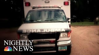 Critical Shortage Of 911 Volunteer EMS Workers In Rural America   NBC Nightly News
