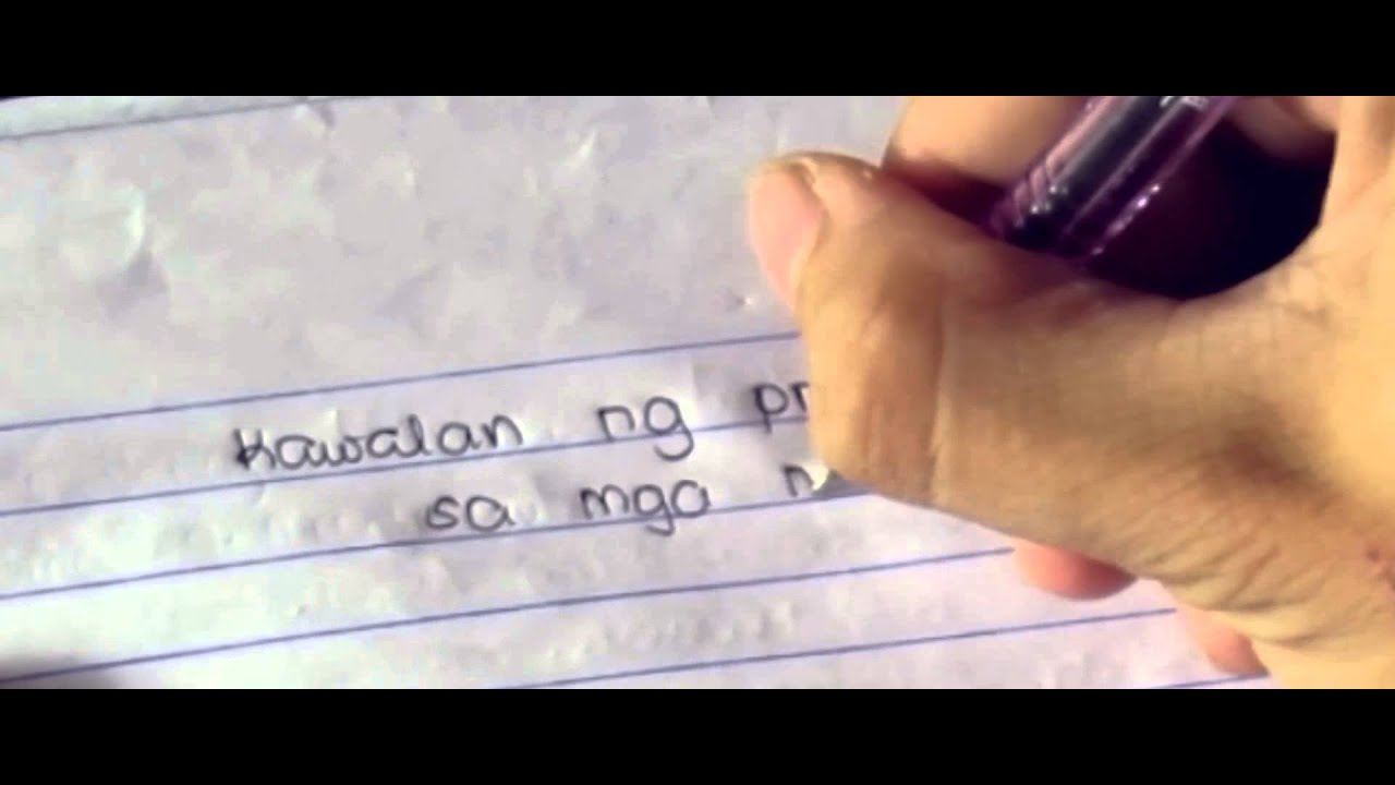 Paglabag sa Karapatang Pantao by Mkpo Dnhs