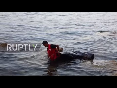 Libya: 24 migrants found dead off Tajura coast *GRAPHIC*