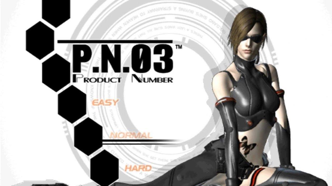 P.N.03 - Papillon Suit - Playthrough - No Damage - Normal - YouTube