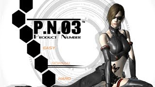 P.N.03 - Papillon Suit - Playthrough - No Damage - Normal