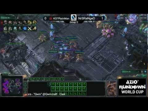 RainMan vs. NrSRaNgeD - Game 2
