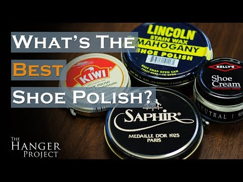 good looking new high quality preview of What is the Best Shoe Polish? | Shoe Polish Review - YouTube