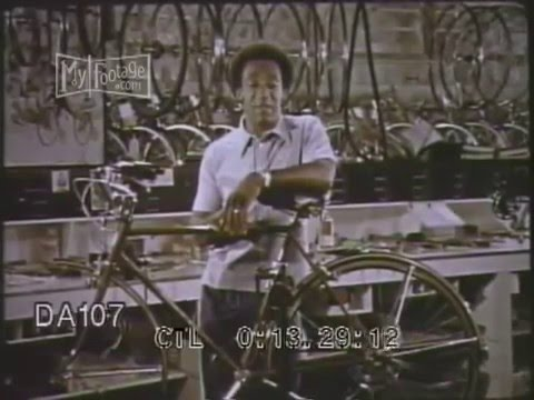 Bicycles Are Beautiful with Bill Cosby (1974) Part 1 of 2 thumbnail