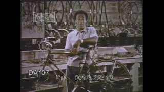 Bicycles Are Beautiful with Bill Cosby, 1970s - Part 1