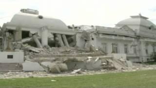 Haiti's broken-down palace
