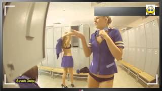 Русские Стюардессы переодеваются перед полётом! Скрытая камера(Русские Стюардессы переодеваются перед полётом! Скрытая камера., 2014-12-25T16:05:02.000Z)