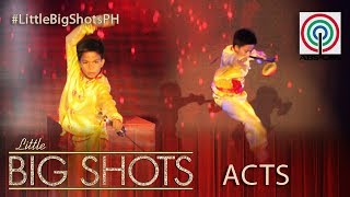 Little Big Shots Philippines: Vincent | 12-year-old Wushu Artist