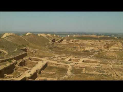 Ancient Nisa, Ashgabat, Turkmenistan, Trans-Siberian round tour