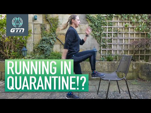 Home Workout For Running | How To Keep Run Fitness In Quarantine