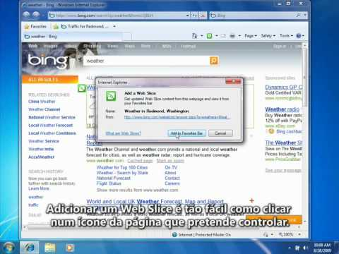 Internet Explorer 8 wmv