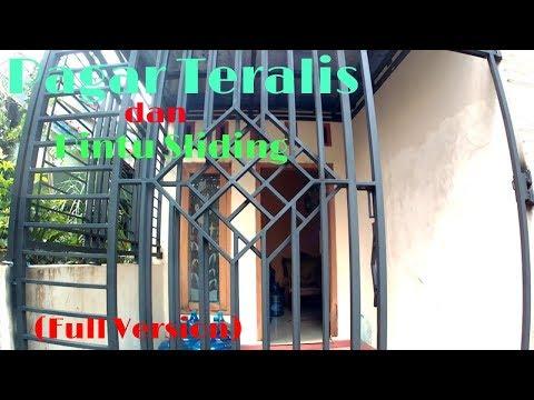 membuat-pagar-teralis-dan-pintu-sliding-(full-version)