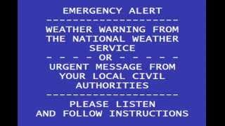 Emergency Alert System: Invasion of the United States