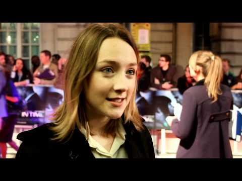 In Time Premiere  Saoirse Ronan  on The Host