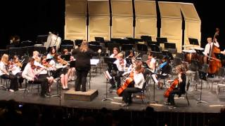 Marshfield 7th Grade Orchestra - Desert Sands