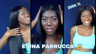 🚨 WOW! UNA PARRUCCA SUPER REALISTICA!!  // TUTORIAL //