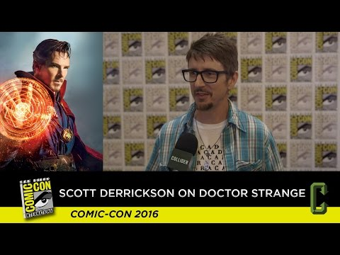 'Doctor Strange': Scott Derrickson Says Benedict Cumberbatch is Killing It with Test Audiences