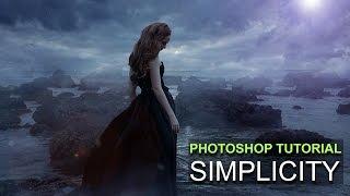 Simplicity: Photoshop Manipulation Tutorial