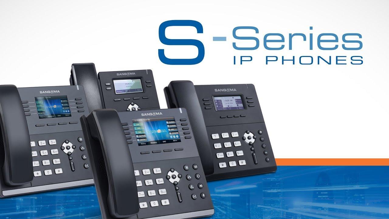 Sangoma IP Phones Designed Exclusively for FreePBX and PBXact