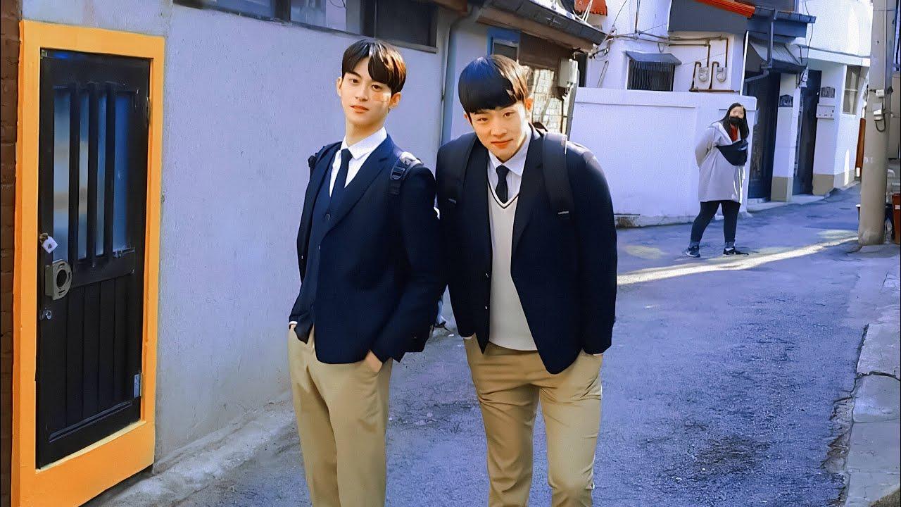 [BL] Tổng hợp những cảnh hay của phim Nơi ánh mắt anh dừng lại | Phim Đam Mỹ 2020 Korea Boy Love