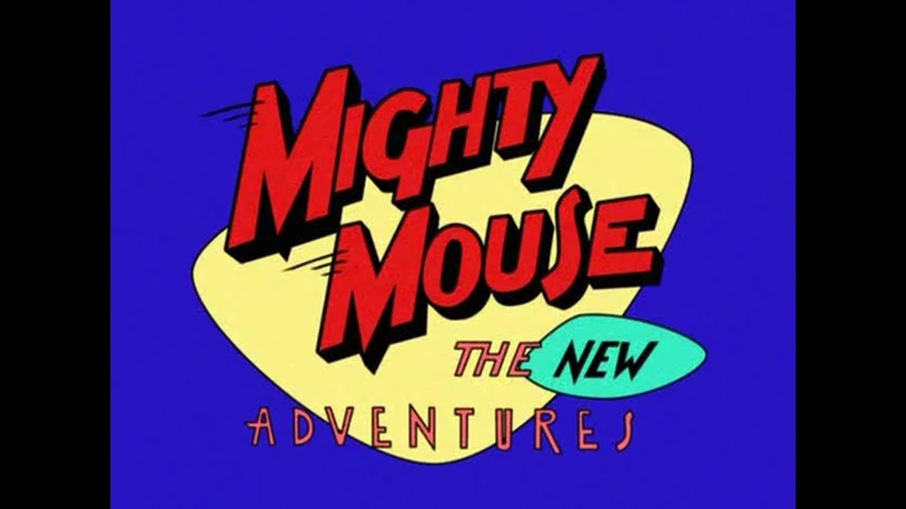 mighty mouse theme song download