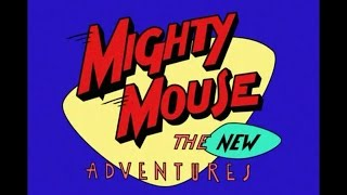 Mighty Mouse Opening Credits and Theme Song