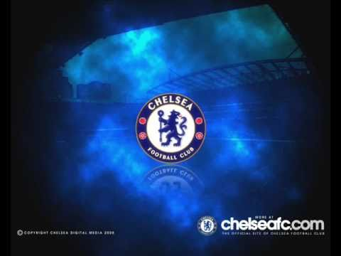 Chelsea FC - It's a Blue Day with Lyrics