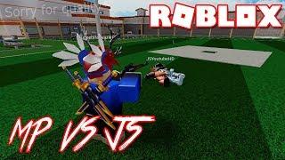 ROBLOX Jailbreak 1v1 (Ft. MuneebParwazMP)