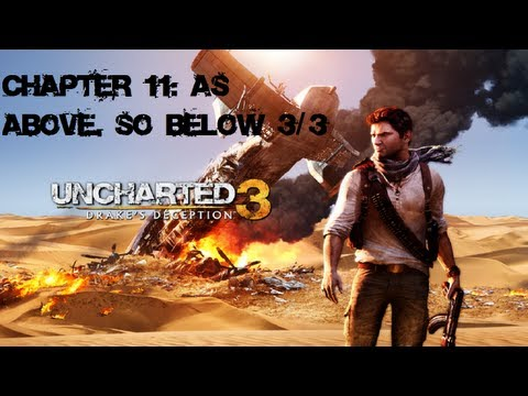 Full download uncharted 3 chapter 11 as above so below for Uncharted 3 mural puzzle
