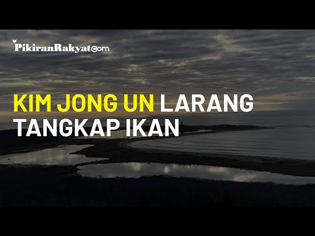 Takut Covid-19, Kim Jong Un Larang Tangkap Ikan dan Produksi Garam, Pejabat Korsel: Tak Masuk Akal