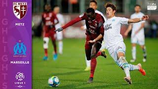 Metz 1-1 Marseille - HIGHLIGHTS & GOALS - 12/14/19