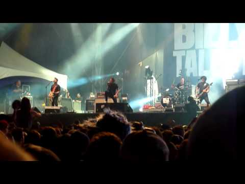 Billy Talent - Cut The Curtains (Live) Woodstock en Beauce