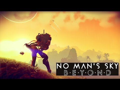 Seeking Exotic Planets & Fauna - No Man's Sky Beyond Gameplay