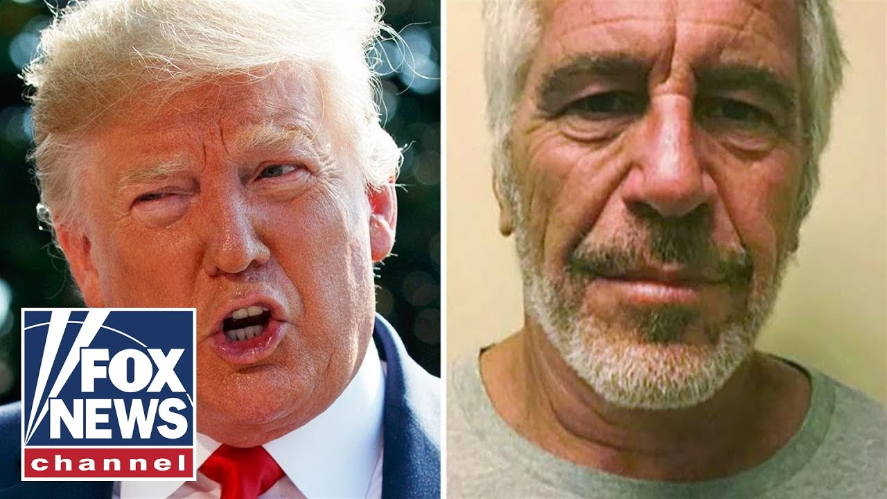 Trump under fire for floating Epstein-Clinton conspiracy