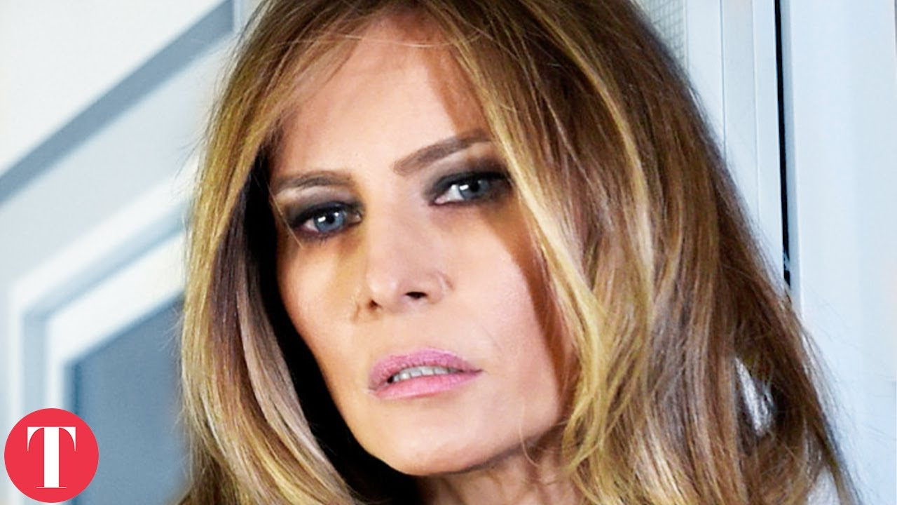 Melania Trump Wasn't Supposed To Be The First Lady