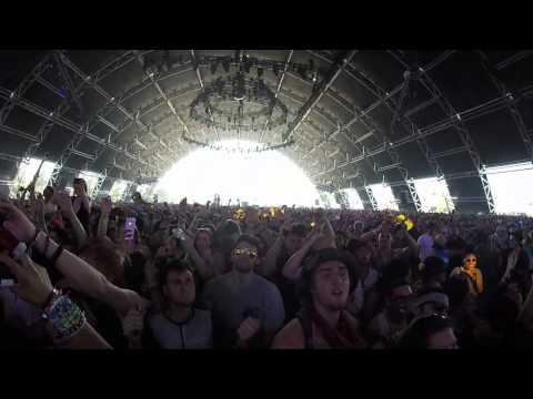 Coachella 2015 Yellow Claw X DJ Snake Slow Down