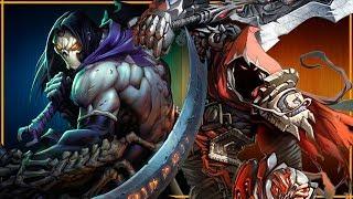 СМЕРТЬ против ВОЙНЫ - Кто сильнейший всадник апокалипсиса Darksiders?