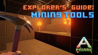 Explorer's Guide : Mining Tools