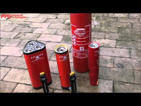 FireTool innovation in Fire Extinguishers