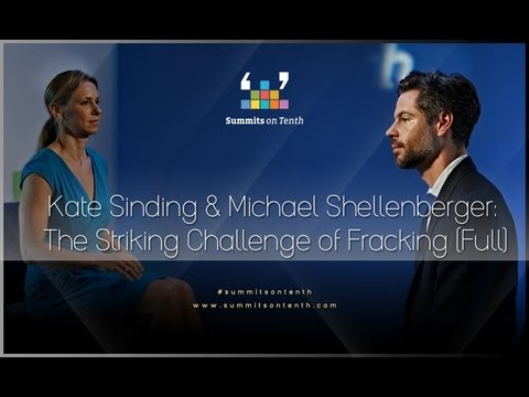 Kate Sinding & Michael Shellenberger: The Striking Challenge