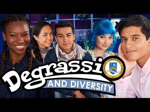 Degrassi And Diversity: Is Having A Diverse Cast Enough?