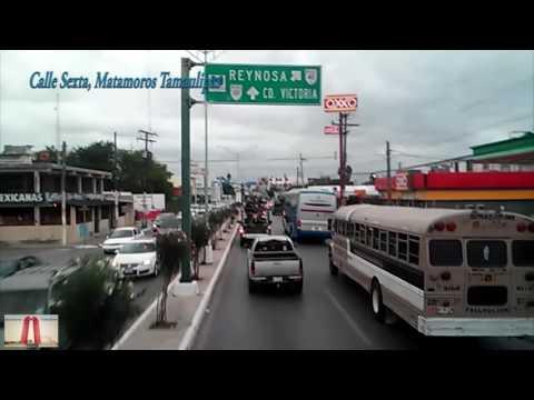 Calle Sexta, Matamoros Tamaulipas