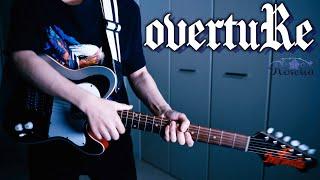 overtuRe / Roselia ギターで真剣に弾いてみた!【Guitar cover】 キソール / XoL