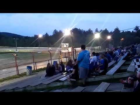 7/14/18 Bear Ridge Speedway 500 Granite State Mini Sprint feature race