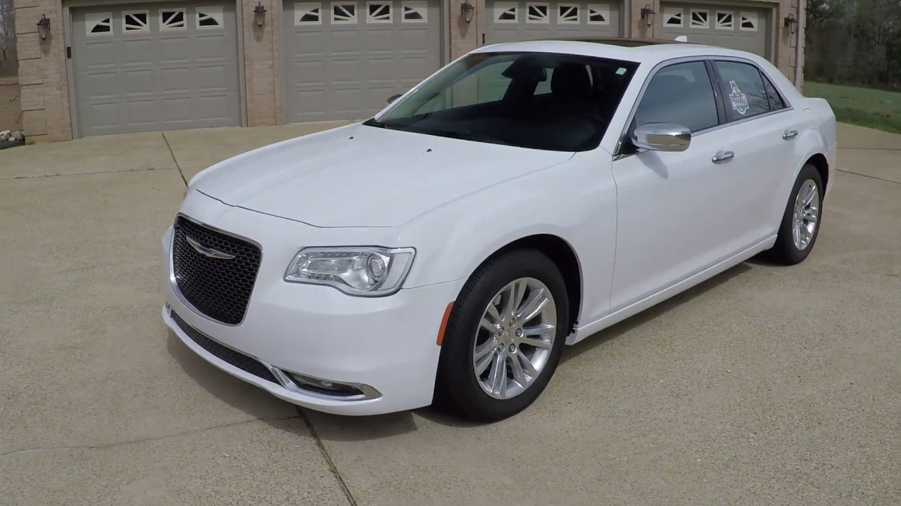 White Chrysler 300 >> West Tn 2017 Chrysler 300c White Nav Sunroof V6 For Sale Used Info Www Sunsetmotors Com