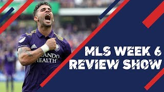 MLS Averaging 3.2 Goals Per Game. Are you not entertained? | Week 6 thumbnail