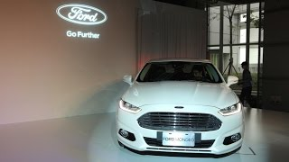 Ford  New Mondeo Hybrid | 上市發表會