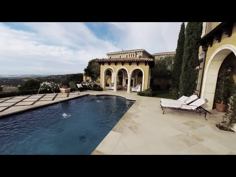 A luxury house in Irvine