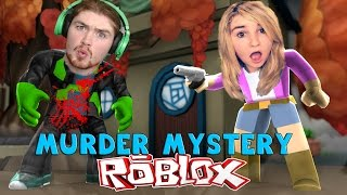 Murder Mystery | WHO KILLED ROBBIE ROBLOX?! - Little Kelly