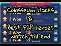 Colosseum Hacks | F2P heroes | tips and tricks | lords mobile | Colosseum trick | how to win Colosse